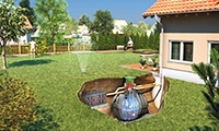 Be smart and save – use rainwater